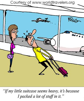 WTA Travel Cartoon