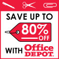 WTA Office Depot Banner Ad