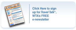 Sign Up for Travel Talk